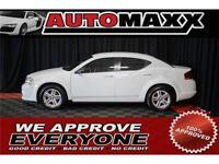 2012 Dodge Avenger Base $109 Bi-Weekly! APPLY NOW DRIVE NOW!