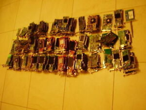 Video cards, tv tuners, network cards, etc.....