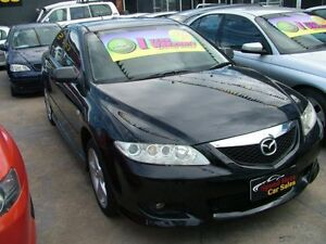 2004 Mazda 6 GG Luxury 4 Speed Auto Activematic Sedan Coburg North Moreland Area Preview