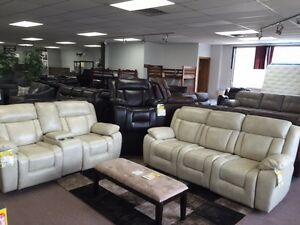 BRAND NEW AIR LEATHER SOFA, ONLY $699