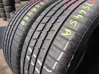 245/40/18 Goodyear Eagle NCT-5, Runflat, BMW x2 A Pair, 5mm (168 High Road, RM6 6LU) 215 225 255 275