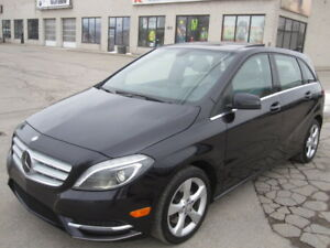 ONE OWNER !!! TOP OF THE LINE !!! 2014 MERCEDES B250