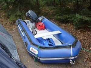 12.5' Boat with 25HP motor