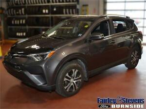 2017 Toyota RAV4 LE $207 Bi-Weekly OAC