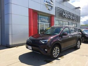 2016 Toyota Rav4 Limited 4dr All-wheel Drive