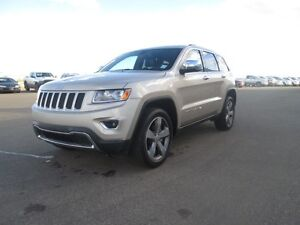 2015 JEEP GRAND CHEROKEE LIMITED 4X4 SPORT, Heated Front and Re