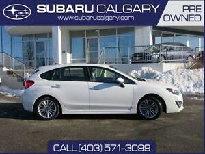 2016 Subaru Impreza 2.0i w/Limited & Tech Pkg