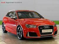 2015 Audi RS3 2.5 Tfsi Rs 3 Quattro 5Dr S Tronic [Nav] Auto Hatchback Petrol Aut