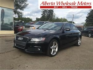 2010 AUDI A4 2.0T PREMIUM QUATTRO AWD EASY FINANCE 100% APPROVAL