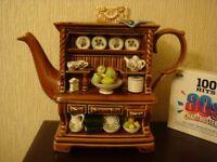 Portmeirion Welsh Dresser teapot