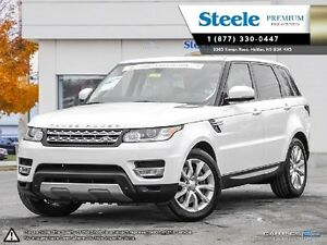 2014 LAND ROVER RANGE ROVER SPORT V8 SUPERCHARGED 4x4