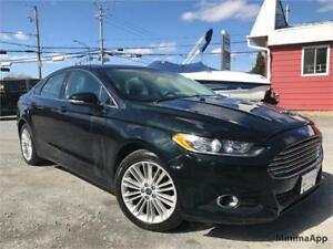 Fusion ecoboost awd, bas millage,impeccable