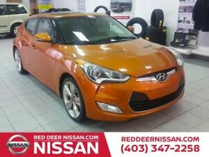 2014 Hyundai Veloster HEATED SEATS | MANUAL | LOW KMS