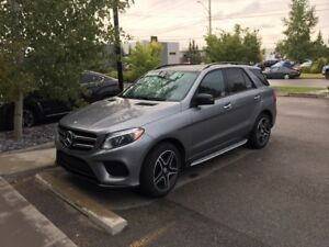 2016 Mercedes Benz GLE 350D