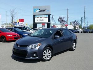 2014 Toyota Corolla S ONLY $19 DOWN $59/WKLY!!