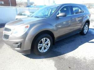 CHEVROLET EQUINOX LS 2010 ( BLUETOOTH, CRUISE CONTROL )