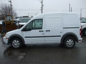"""Ford Transit Connect 114.6"""" XLT w-o rear door glass 2010"""
