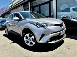 2018 Toyota C-HR NGX10R S-CVT 2WD Chrome 7 Speed Constant Variable Wagon West Tamworth Tamworth City Preview