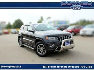 2016 Jeep Grand Cherokee Limited 4X4 Leather Htd Seats Has It Al