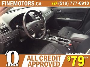2012 FORD FUSION SE * POWER ROOF * LOW KM * CAR LOANS FOR ALL London Ontario image 10