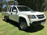 2010 Holden Colorado RC MY11 LX Space Cab White 5 Speed Manual Cab Chassis Embleton Bayswater Area Preview