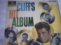 Vinyl LP Cliff Richard & The Shadows Cliffs Hit Album Columbia 33SX 1512 Mono 1963