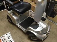 8MPH Nearly New Borgarelli Mobility Scooter Any Terrain Great Totrod Project Only £195
