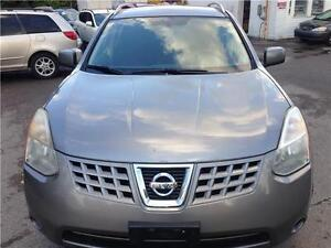 2008 Nissan Rogue S SUV  AWD PW,PL,AC, CERTIFIED AND E-TEST
