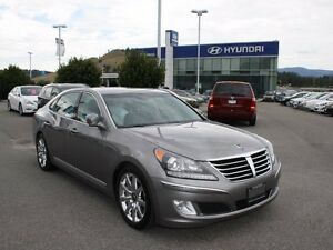 2011 Hyundai EQUUS Signature 4dr Rear-wheel Drive Sedan