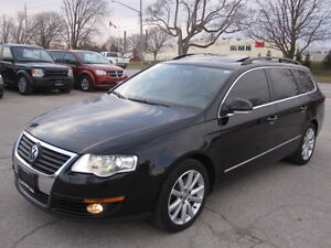 IMMACULATE !!! ONE OWNER !!! 2009 VW PASSAT WAGON