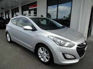 2013 Hyundai i30 GD SE Coupe Silver 6 Speed Manual Hatchback West Ballina Ballina Area Preview