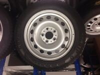 *** R60/R61 MINI COUNTRYMAN AND PACEMAN WINTER WHEELS AND TYRES *** BMW MINI 5X120