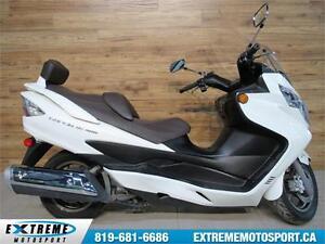 2011 Suzuki Burgman 400 ABS LIMITED 30,86$/SEMAINE