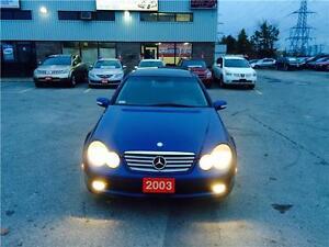 2003 Mercedes Benz C-Class