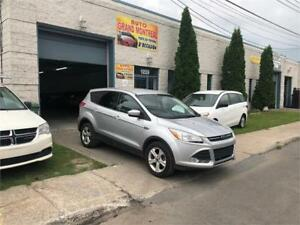 2013 FORD ESCAPE (4 CYL)/AUT/AC/MAGS/BLUET/ECRAN/GR-ELEC..