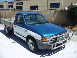 2001 Ford Courier Ute C H E A P Wangara Wanneroo Area Preview