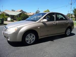 2005 Kia Cerato VERY LOW genuine K's & VERY LONG REGO Southport Gold Coast City Preview