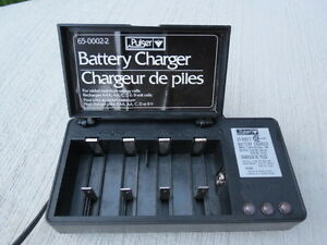 Battery Charger for Nickel Cadmium only battries
