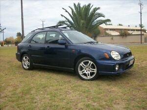 2001 Subaru Impreza MY01 RX (AWD) 5 Speed Manual Hatchback Alberton Port Adelaide Area Preview