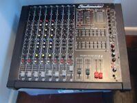 Studiomaster 300 watt mixer & EV SX300 speakers