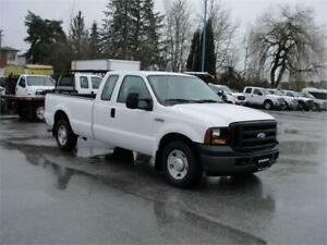 2007 FORD F-250 SUPER DUTY XL EXT CAB LONG BOX 2WD *LOW KM*