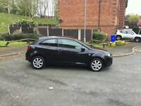 Seat Ibiza 1.2 Mint condition mot till 14/12/17 low milage 55000