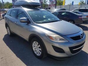 2010 Mazda CX-9 GS, AWD, 7PLACE, CUIR, TOIT, AUTO, MAGS, 3.7L