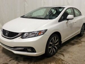 2013 Honda Civic Touring Sedan automatic w/ heated leather seats