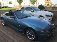 stunning 3.0 Z4 high spec Full history UP FOR CONVERTIBLE SWAP?