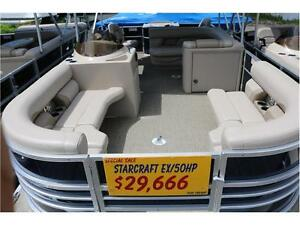 2016 PONTOONS ARE ON SALE, AND THERE IS ONLY 3 LEFT. NO FREIGHT Peterborough Peterborough Area image 10