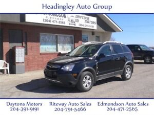 2009 Saturn VUE XE  ONLY 107,000 KM