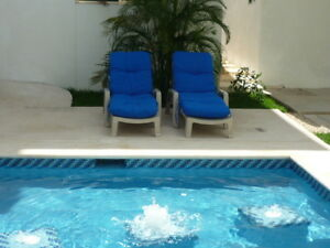 Playa del Carmen condo for rent in cdn dollars