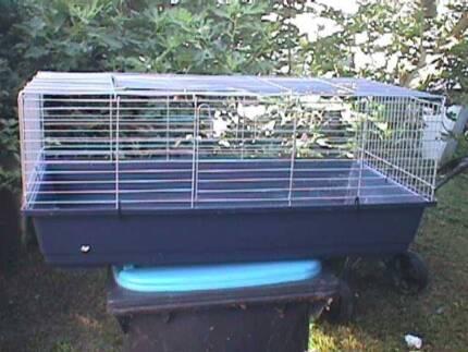 Blue pet Cage