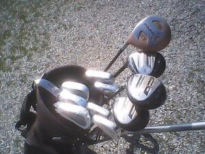 Left Golf Clubs